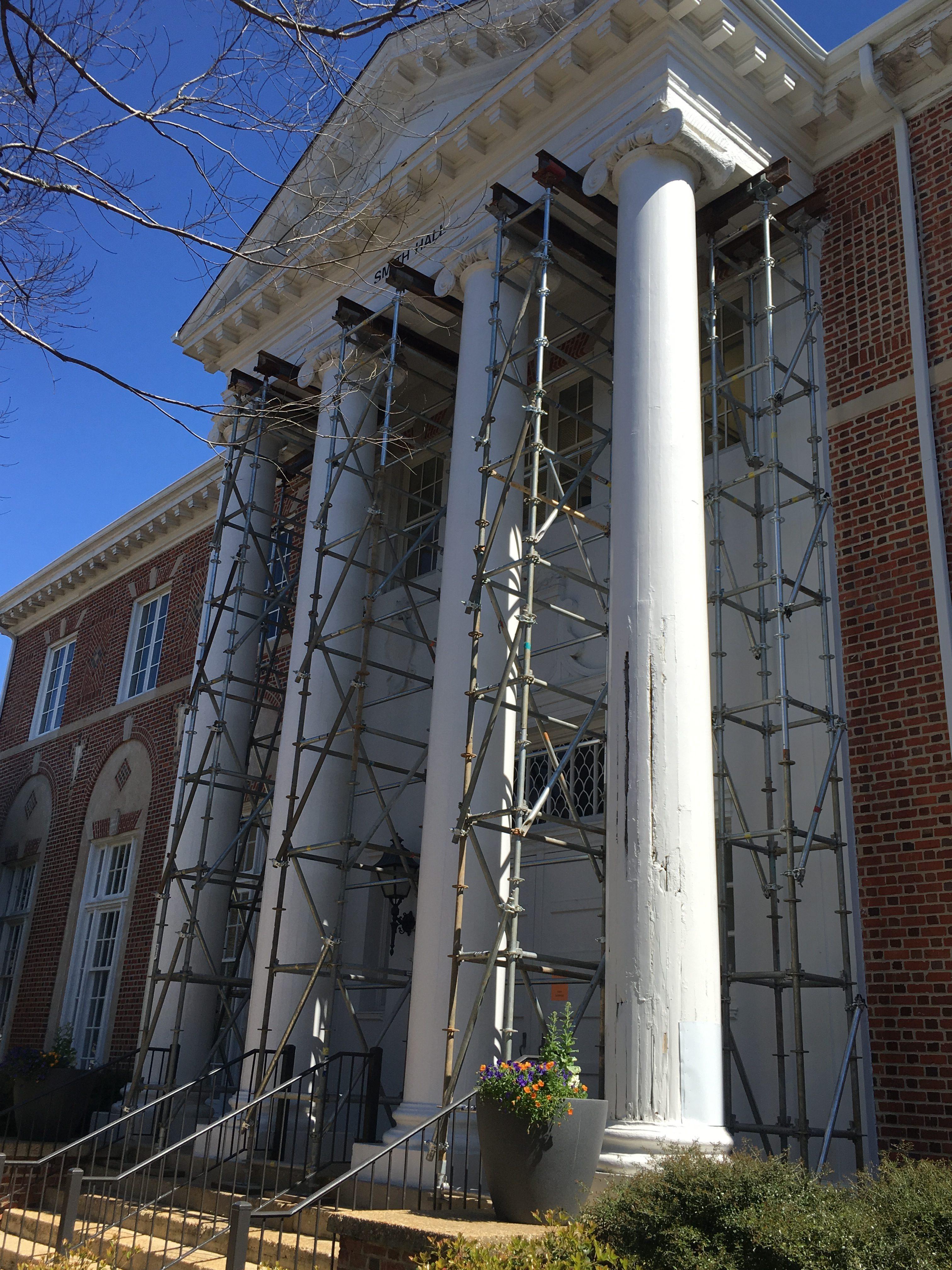 Shoring in Birmingham, Alabama