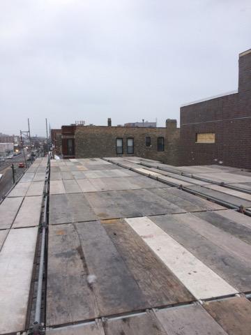 1605 W Ohio St winter enclosure scaffold 16