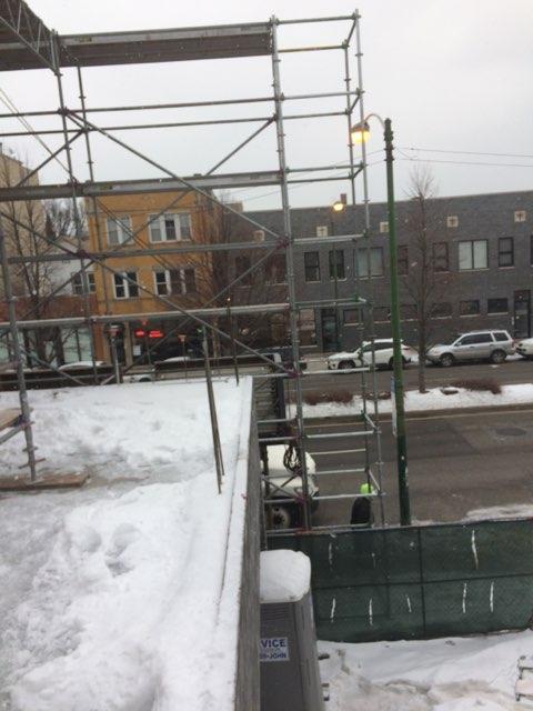 1605 W Ohio St winter enclosure scaffold 9