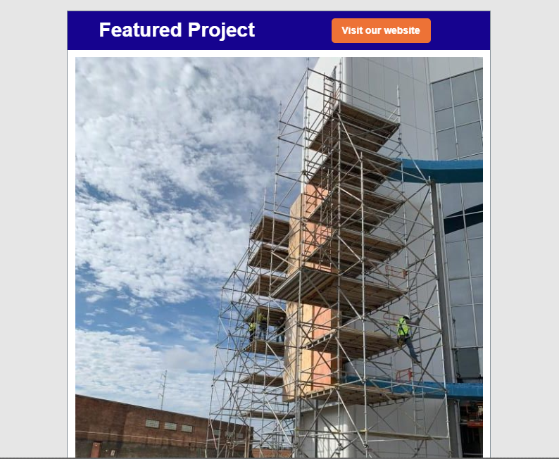 Featured Project 2/25/2019