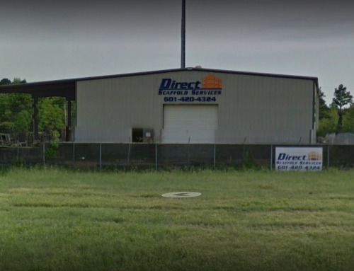 Jackson MS office has NEW branch manager